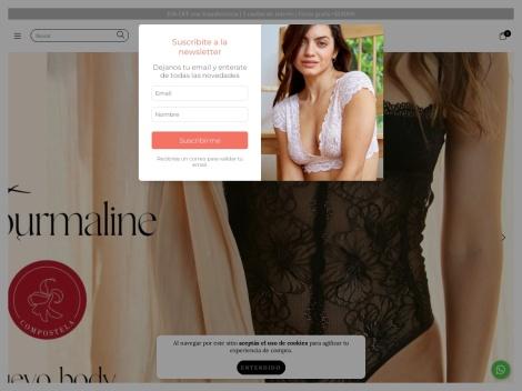 Tienda online de Compostela Intimates