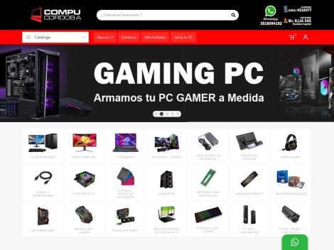 Tienda online de Compu Córdoba