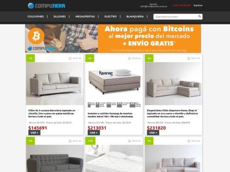 Tienda online de Compunera Argentina