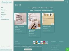 Venta online de Muebles en Cordonné – Muebles para Chicos