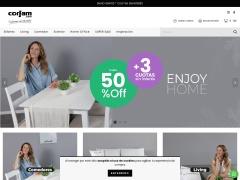 Venta online de Muebles en Corfam Muebles