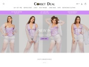 Corsetdeal Coupon and Deals for November 2017