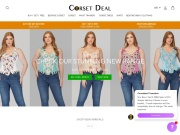 Corsetdeal Coupon and Deals for May 2017