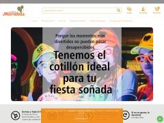 Venta online de Córdoba en Cotillon Marakas