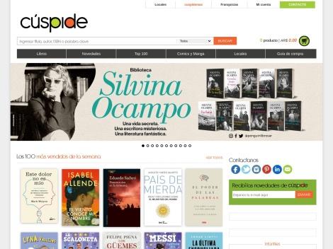 Tienda online de Libreria Online: Cúspide Libros