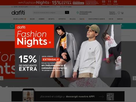 Tienda online de Tienda de Ropa para Chicos [Dafiti]