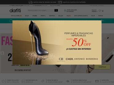 Venta online de  en Dafiti Argentina – Tienda de Moda Online