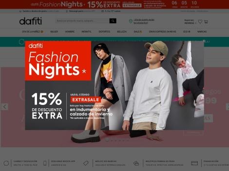 Tienda online de Dafiti Argentina – Tienda de Moda Online