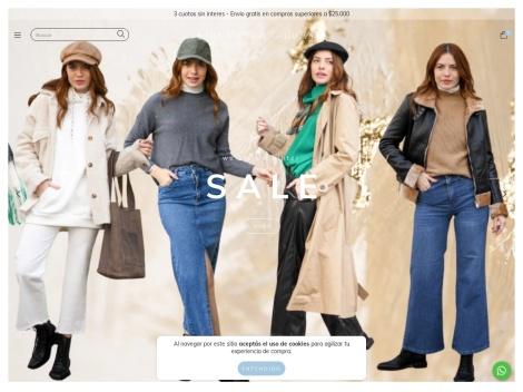 Tienda online de De Pies a Cabeza