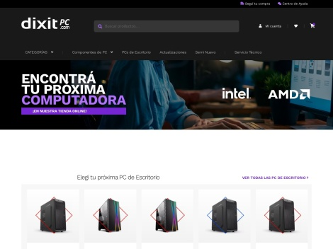 Tienda online de Dixit PC