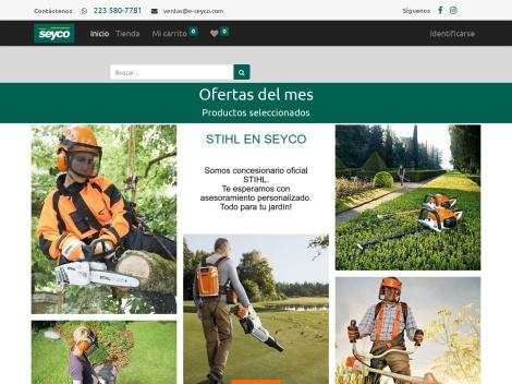 Tienda online de Ferreteria Seyco
