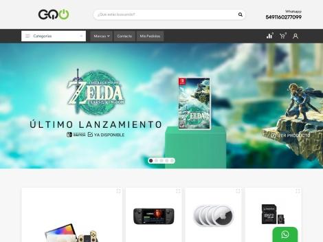 Tienda online de Electronic Things