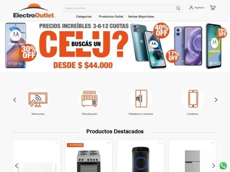 Tienda online de Electro Outlet