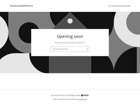 Tienda online de Enamorada del Muro (Vinilos Decorativos)