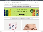 Fabric.com Coupon and Deals for May 2017