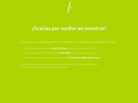 Tienda online de Falabella Hot Sale