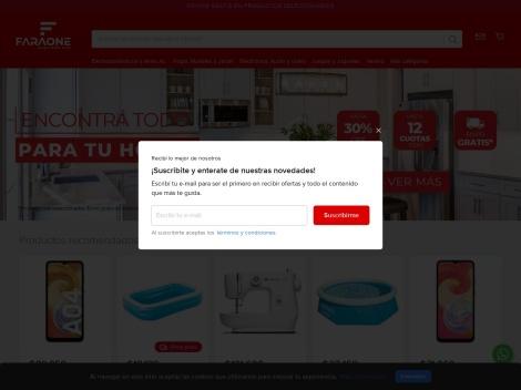 Tienda online de Faraone Tienda Online