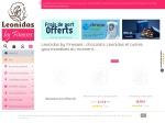 Finesses: vente en ligne de chocolats Leonidas