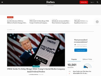 Forbes Blogs