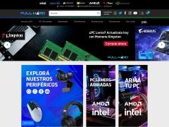 Venta online de Videojuegos y Consolas en Fullh4rd