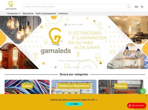 Tienda online de Gama Leds Argentina