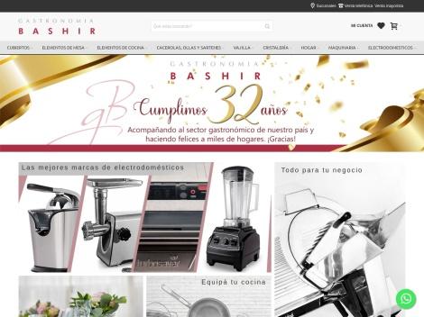 Tienda online de Gastronomía Bashir