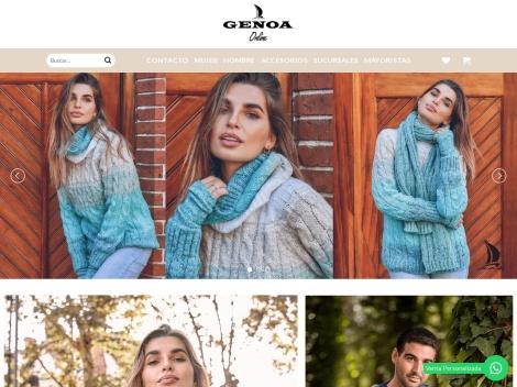 Tienda online de Genoa Sweaters