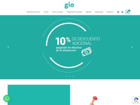 Tienda online de Juguetes Gio | Bicicletas de Inicio