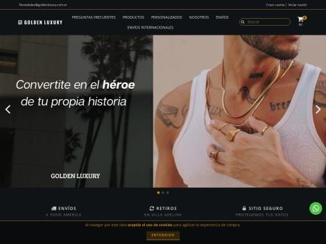 Tienda online de Golden Luxury