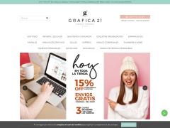 Venta online de Vinilos Decorativos en Gráfica 21