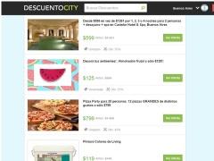 Venta online de Cuponeras de Argentina en DescuentoCity