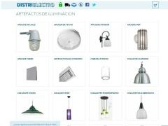 Venta online de Iluminación en Iluminación en Distri Electro (Mayorista)
