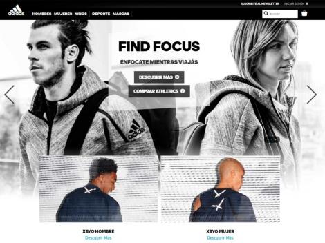 Tienda online de Adidas Argentina