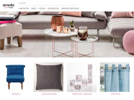 Tienda online de Decoración en Arredo
