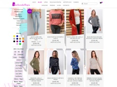 Venta online de Indumentaria Femenina en Avellaneda Ropa