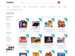 Venta online de Jugueterías Online de Argentina en Juguetes en Avenida!