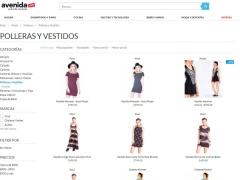 Venta online de Indumentaria en Avenida! Moda