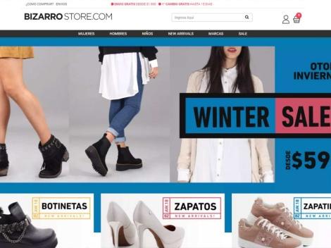 Tienda online de Bizarro Store