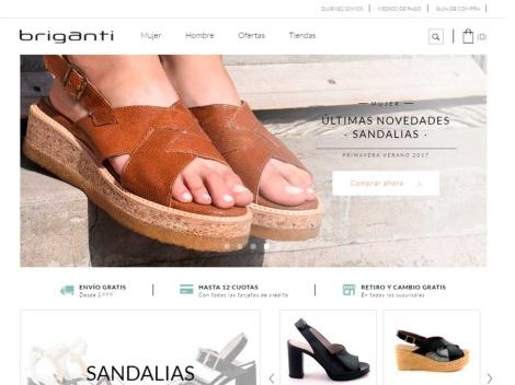 Tienda online de Briganti Zapatos