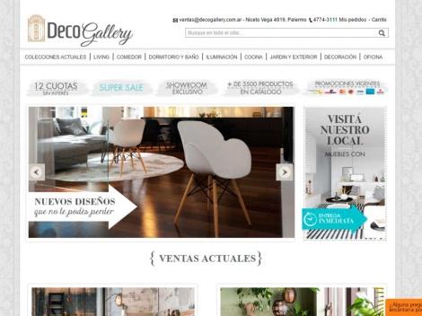 Tienda online de DecoGallery