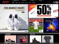 Venta online de Tiendas Deportivas en Dexter Argentina