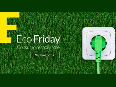 ECO-FRIDAY 2017: Feria de Productos Sustentables