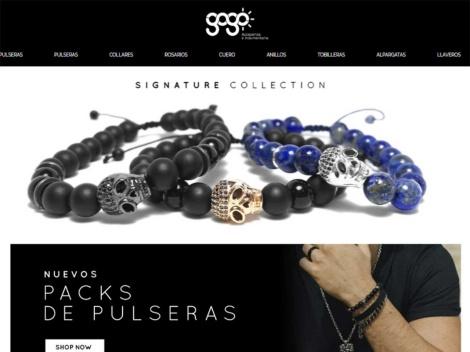 Tienda online de Gogo Accesorios