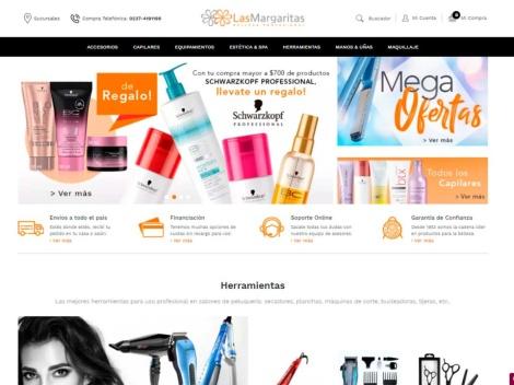 Tienda online de Las Margaritas Perfumerías