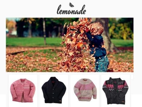 Tienda online de Lemonade – Ropa para Bebés