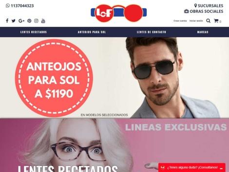 Tienda online de Óptica LOF ✅