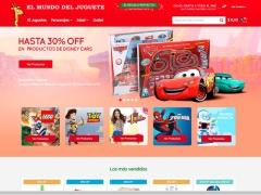 Venta online de Jugueterias online de Argentina en El Mundo del Juguete