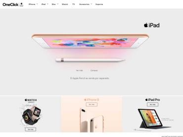 Venta online de  en One Click – Apple Store en Argentina
