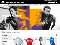 Venta online de Envío Gratis en Outlet de Adidas Argentina