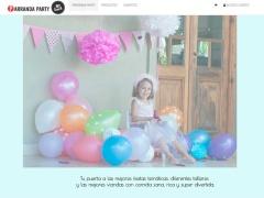 Venta online de Fiestas y Cotillón en Parranda! Party in a Box
